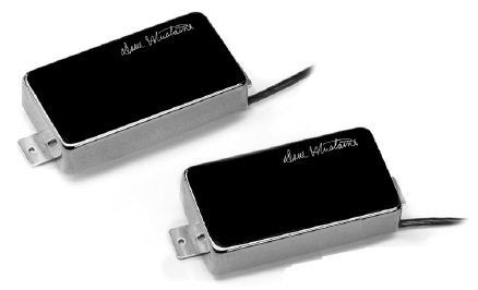 Seymour Duncan LW-Must Humbucker Live Wire Dave Mustaine Pickup Set(Nickel/Black)