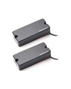 Seymour Duncan ASB-5S Active Soapbar 5-String Bridge/Neck Pickup Set 11407-03