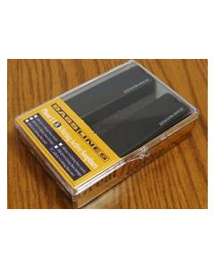 Seymour Duncan ASB-6S Active Soapbar 6-String Neck/Bridge Pickup Set 11407-07