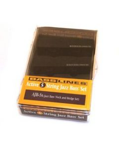 Seymour Duncan AJB-5S Active 5-String Pickup Set For Jazz Bass 11405-06