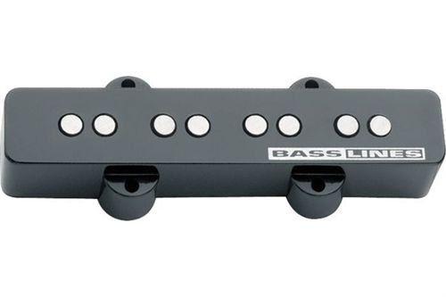 Seymour Duncan SJ5S-70/74 Passive Single Coil Pickup Set For Jazz Bass