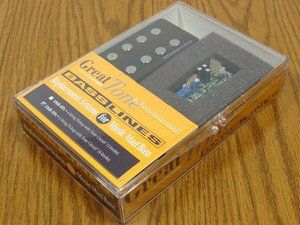 Seymour Duncan SMB-5S 5-String Ceramic Magnet Pickup & 3-Band Tone Circuits For Music Man
