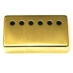 Seymour Duncan Gold Plated Cover For Trembuckers