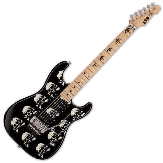 ESP LTD MW-SKULL Michael Wilton Signature Electric Guitar