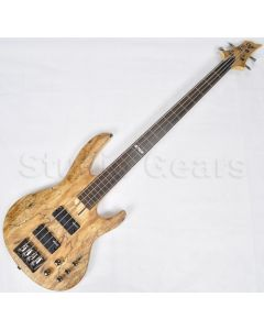 ESP LTD B-204SM Fretless Electric Bass in Natural Satin B-Stock LB204SMFLNATS.B