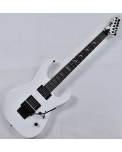 ESP LTD Deluxe M-1000E Electric Guitar in Snow White B-Stock LM1000ESW.B