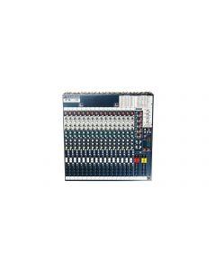 Soundcraft FX16ii Multi-Purpose Compact Recording/Live Lexicon Effects Mixer RW5757US