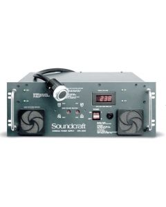 Soundcraft CPS2000 Power Supply with Link Cable for MH4 Console RW8021US