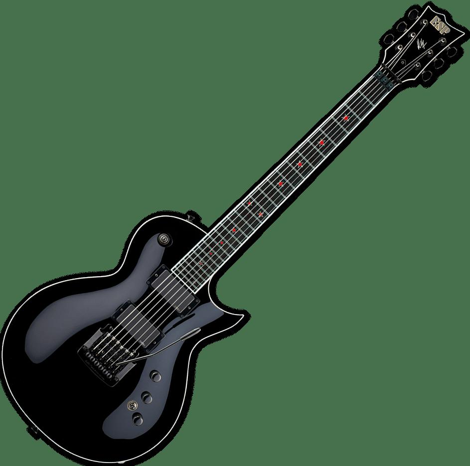 esp jeff hanneman ec electric guitar in black b stock ejeffhecblk b. Black Bedroom Furniture Sets. Home Design Ideas