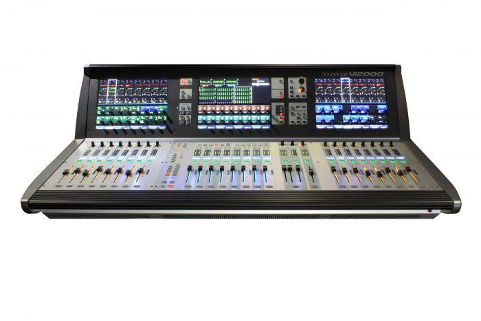 Soundcraft Vi2000 Vi Series Digital Mixing Console