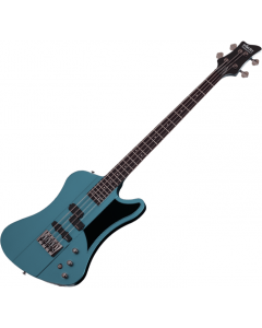Schecter Sixx Bass Electric Bass Pelham Blue  SCHECTER265