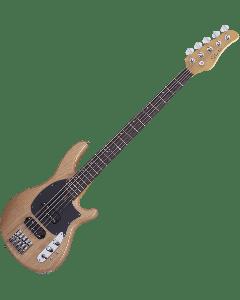 Schecter CV-5 Electric Bass Gloss Natural  SCHECTER2493
