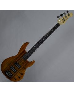 G&L USA Custom Made L-2000 Mango Top Electric Bass in Honeyburst  USA L2000-HNB-RW 9633