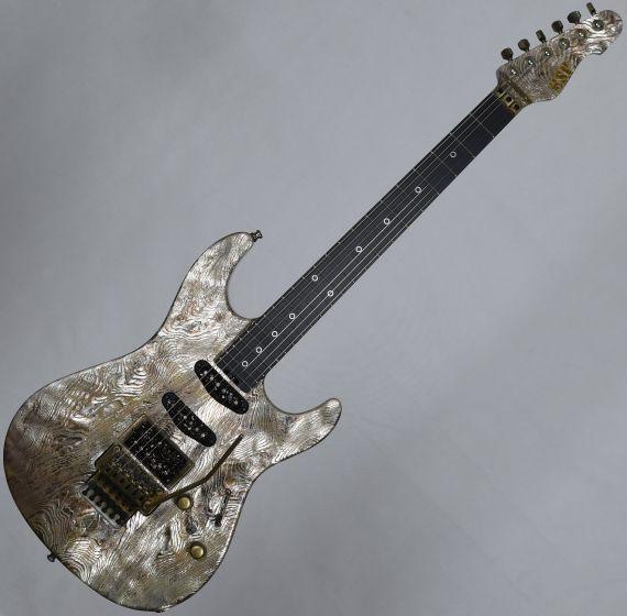 ESP Exhibition Limited Snapper FR Sand-Blast Maziora Electric Guitar