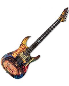ESP LTD Famous Monster Vincent Price Electric Guitar LFMVP