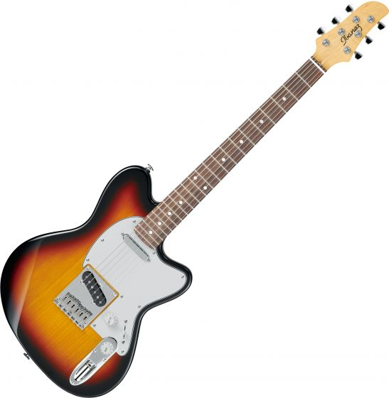 Ibanez Talman Prestige Tm1702 Electric Guitar Tri Fade Burst Tm1702t