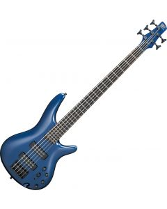 Ibanez SR Standard SR305EB 5 String Electric Bass Navy Metallic SR305EBNM