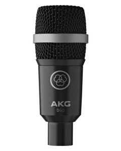 AKG D40 Professional Dynamic Instrument Microphone 2815X00050