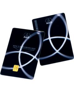 AKG CS5 ID Cards - 10 Pack 7650H01600