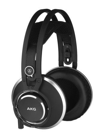 AKG 872 Master Reference Closed Back Headphones