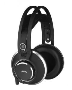 AKG 872 Master Reference Closed Back Headphones 3458X00050