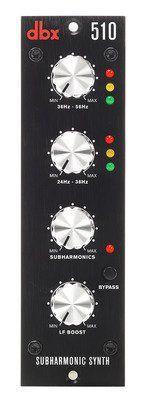 dbx 510 Subharmonic Synthesizer - 500 Series