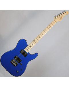 G&L USA ASAT HH RMC Electric Guitar Midnight Blue Metallic USA AST-HHRMC-MBM-MP 9066