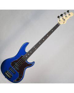 G&L USA SB-2 Electric Bass Midnight Blue Metallic USA SB2-MBM-RW 8264