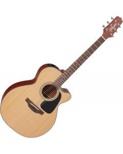 Takamine P1NC NEX Acoustic Electric Guitar Satin TAKP1NCBLK