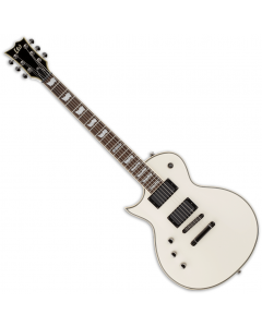 ESP LTD EC-401 Left-Handed Electric Guitar Olympic White LEC401OWLH