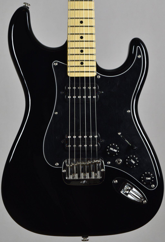 g l usa legacy hh electric guitar jet black lgcyh2 mp bk 9612 stud. Black Bedroom Furniture Sets. Home Design Ideas