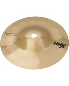 "SABIAN 7"" HHX Evolution Splash Brilliant Finish 10705XEB"