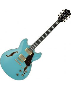 Ibanez Artcore AS73G Hollow Body Electric Guitar Mint Blue AS73GMTB