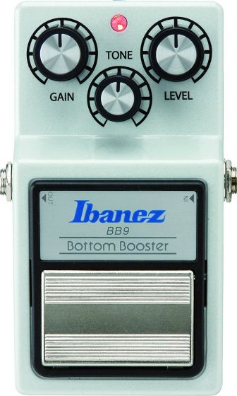 Ibanez BB9 Bottom Boost Pedal