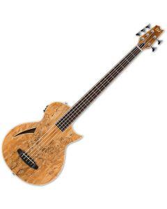 ESP LTD TL-5SM Semi-Hollow 5 String Electric Bass Natural Gloss LTL5SMNAT