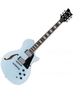 ESP LTD PS-1 Semi-Hollow Electric Guitar Sonic Blue XPS1SOB