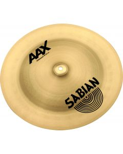 "Sabian 18"" AAX Chinese Brilliant Finish 21816XB"