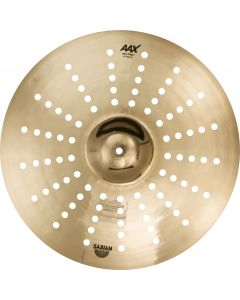 "Sabian 20"" AAX Aero Crash Brilliant 220XACB"