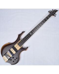 ESP LTD F-5E Bass Guitar in Natural Stain B-Stock LF5ENS.B