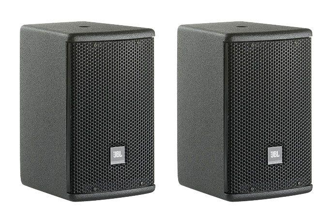 "JBL AC15 Ultra Compact 2-Way Loudspeaker with 1 x 5.25"" LF PAIR"
