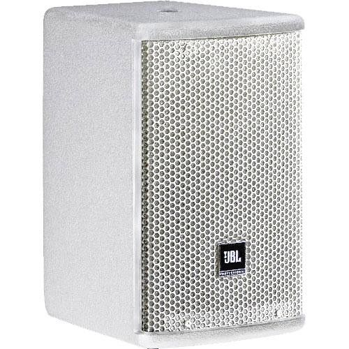 "JBL AC15 Ultra Compact 2-Way Loudspeaker with 1 x 5.25"" LF White SINGLE UNIT"