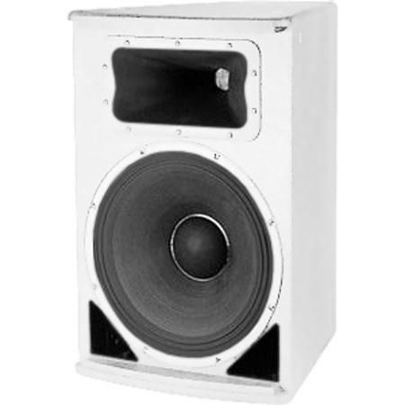 JBL AC2215/64 Compact 2-Way Loudspeaker with 1 x 15 LF White