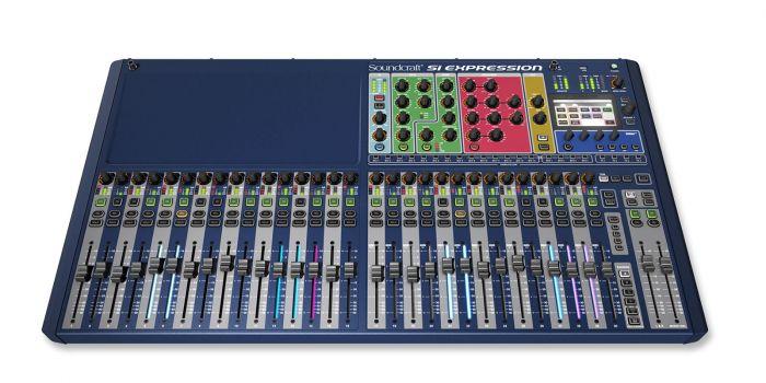Soundcraft Si Expression 3 Digital Console