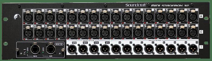 Soundcraft Mini Stagebox MSB-32R - 5049661