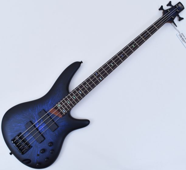 Ibanez SR500 BAT 4 String Electric Bass Blue Arctic