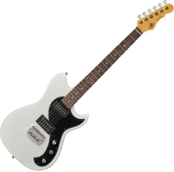G&L Tribute Fallout Electric Guitar Alpine White