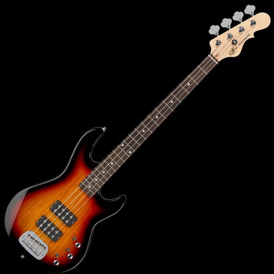 G&L Tribute L-2000 Electric Bass 3-Tone Sunburst