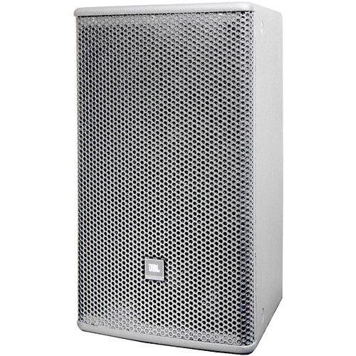 "JBL AC195 Two-Way Full-Range Loudspeaker with 1 x 10"" LF White"