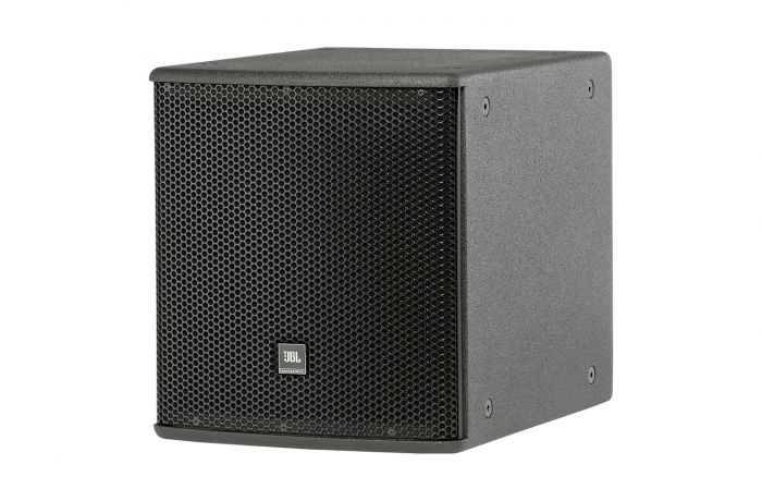 """JBL ASB6112 Compact High Power Single 12"""" Subwoofer"""