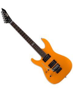 ESP LTD M-50FR Left-Handed Electric Guitar Neon Orange LM50FRNORLH